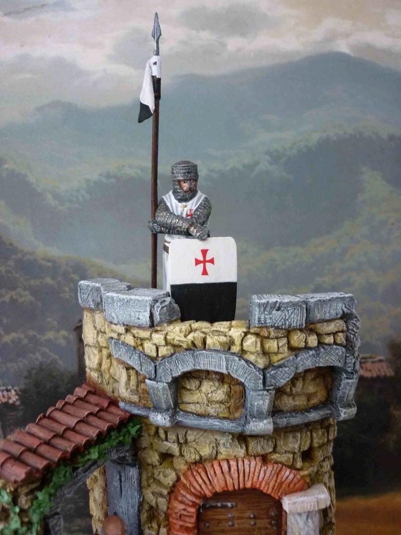 Départ pour la croisade -  An 1185 P1090220