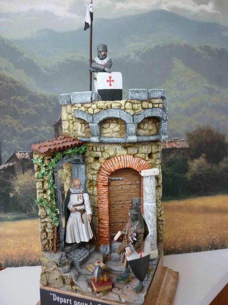 Départ pour la croisade -  An 1185 P1090223