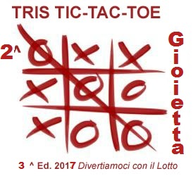 Vincitrici Gara TRIS 2017 MELISSA-GIOIETTA-LORY Tris2011