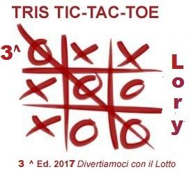 Vincitrici Gara TRIS 2017 MELISSA-GIOIETTA-LORY Tris2012