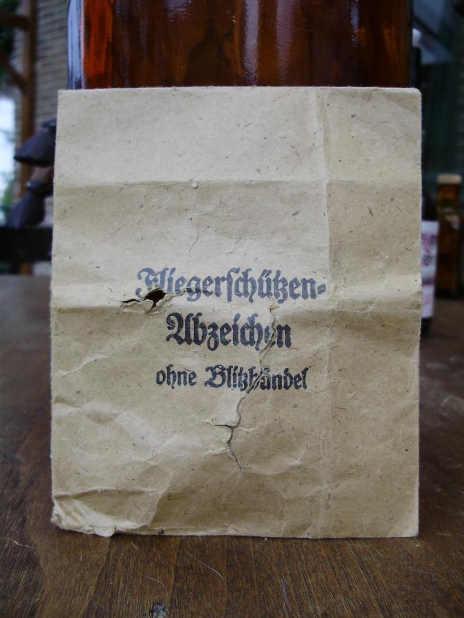 badge Mitrailleur radio Luftwaffe 78667414