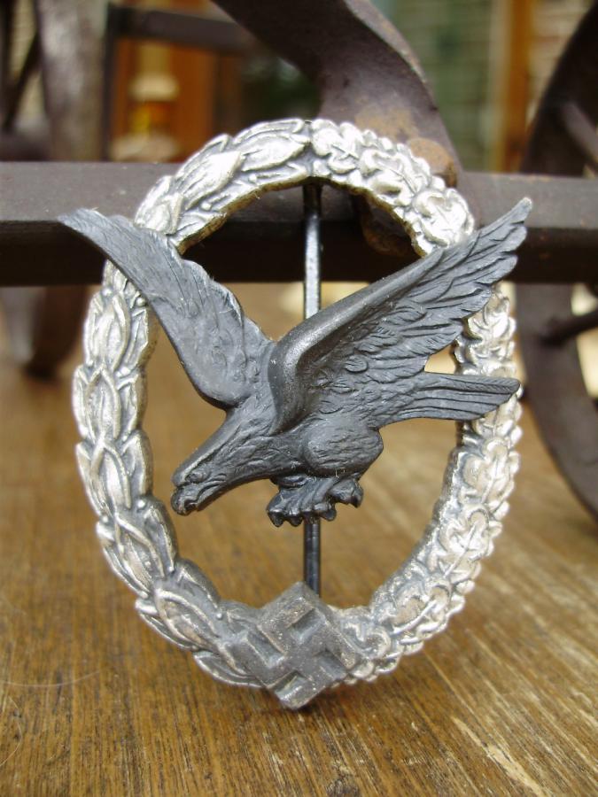 badge Mitrailleur radio Luftwaffe 78667415