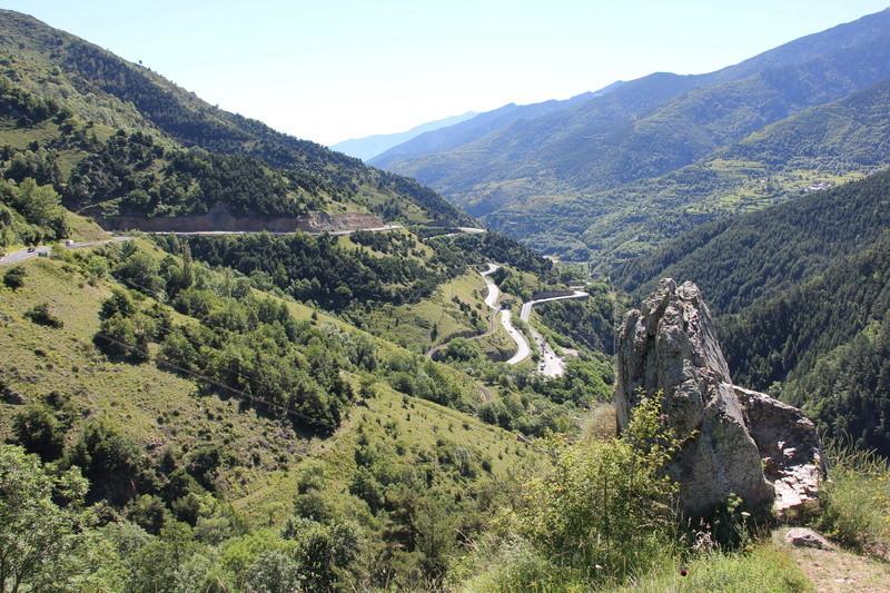 Pascal85 fait la route des cols Pyrénéens (930 km, 36 cols) départ 26 juin, arrivée 3 juillet Img_2120