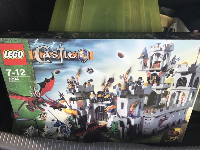 LEGO 7094 - KING`S CASTLE SIEGE 20170410