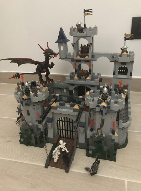 LEGO 7094 - KING`S CASTLE SIEGE 20170712