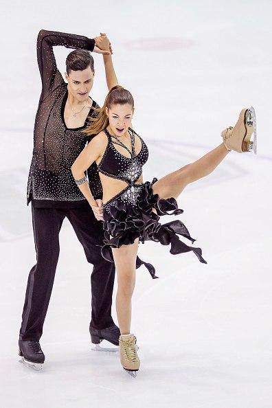 Анастасия Шпилевая - Григорий Смирнов/ танцы на льду - Страница 11 145