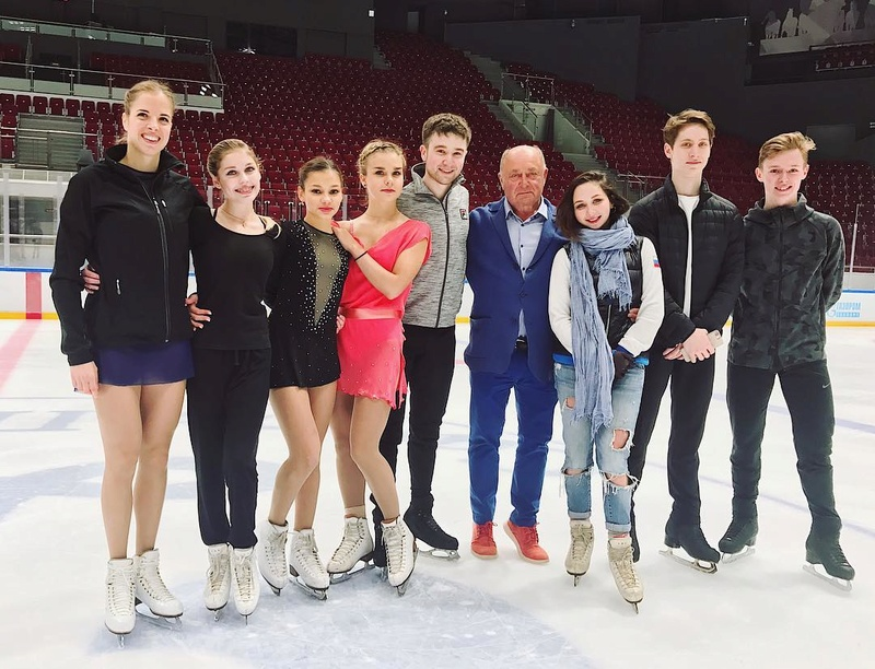 Группа Мишина - СДЮСШОР «Звёздный лёд» (Санкт-Петербург) - Страница 28 2114