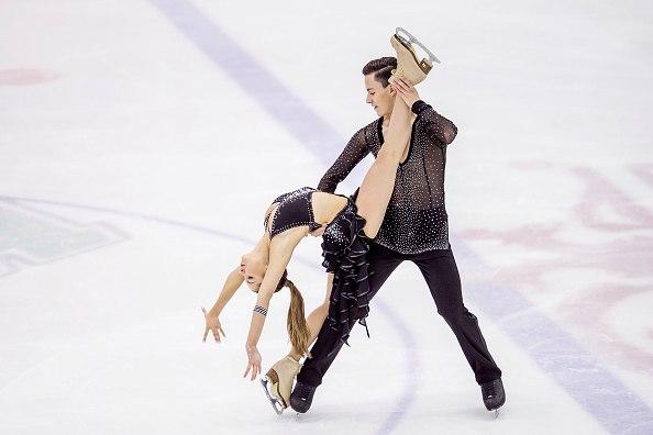 Анастасия Шпилевая - Григорий Смирнов/ танцы на льду - Страница 11 240