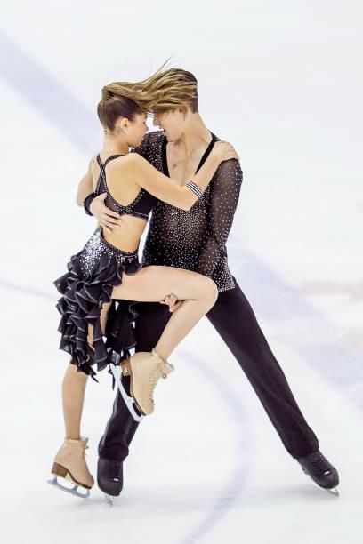 Анастасия Шпилевая - Григорий Смирнов/ танцы на льду - Страница 11 335