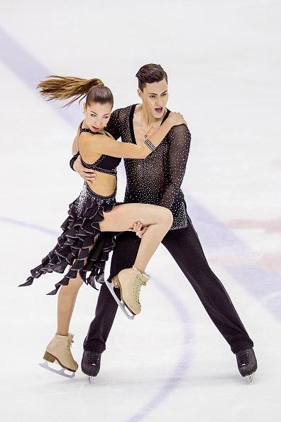 Анастасия Шпилевая - Григорий Смирнов/ танцы на льду - Страница 11 436