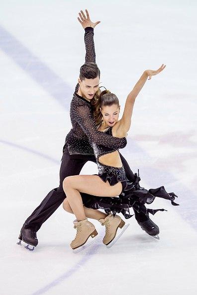 Анастасия Шпилевая - Григорий Смирнов/ танцы на льду - Страница 11 920