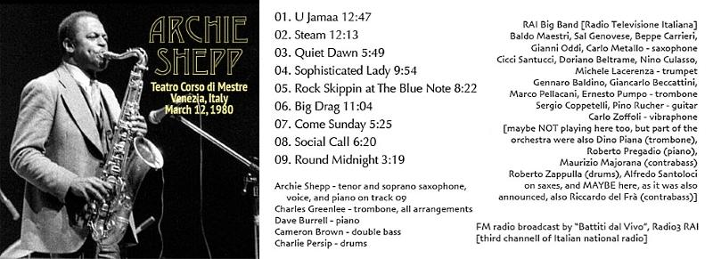 [Jazz] Playlist - Page 20 Archie10