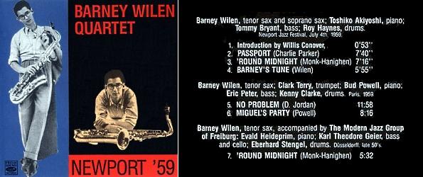 [Jazz] Playlist - Page 2 Barney10