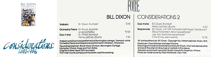 [Jazz] Playlist Bill_d13