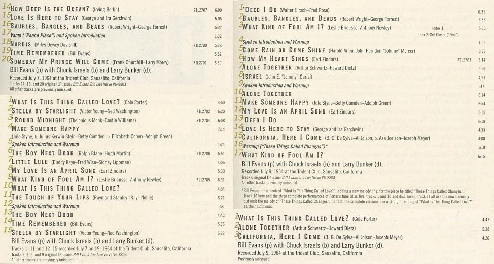 [Jazz] Playlist - Page 2 Bill_e13