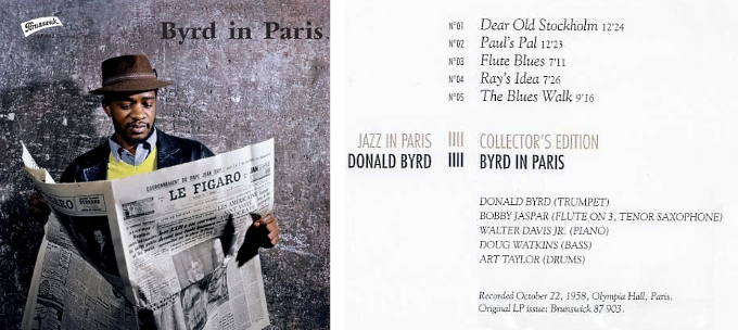 [Jazz] Playlist Donald10