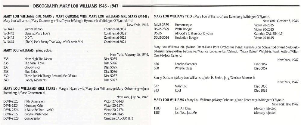 [Jazz] Playlist - Page 2 Mary_l11