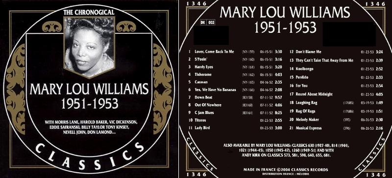 [Jazz] Playlist - Page 2 Mary_l16