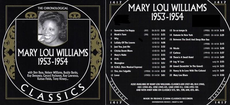 [Jazz] Playlist - Page 2 Mary_l17