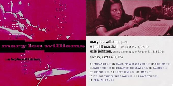 [Jazz] Playlist - Page 2 Mary_l19