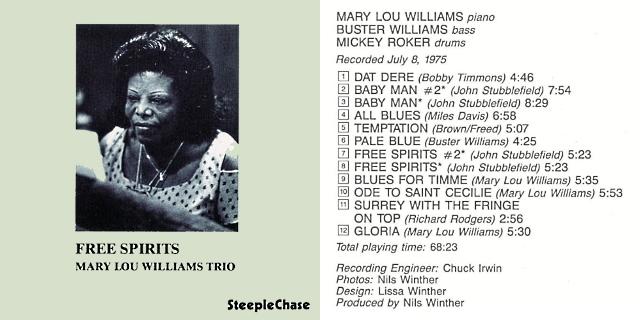 [Jazz] Playlist - Page 2 Mary_l25