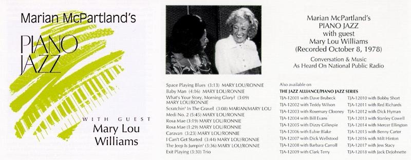 [Jazz] Playlist - Page 2 Mary_l30