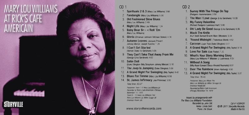 [Jazz] Playlist - Page 2 Mary_l31