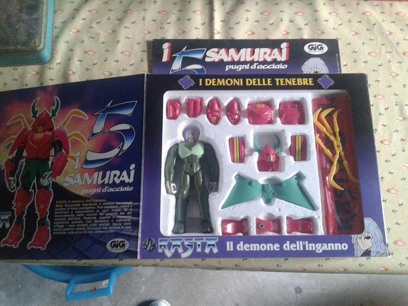 samurai - vendo collezione (quasi) completa 5 samurai gig Rasta_11