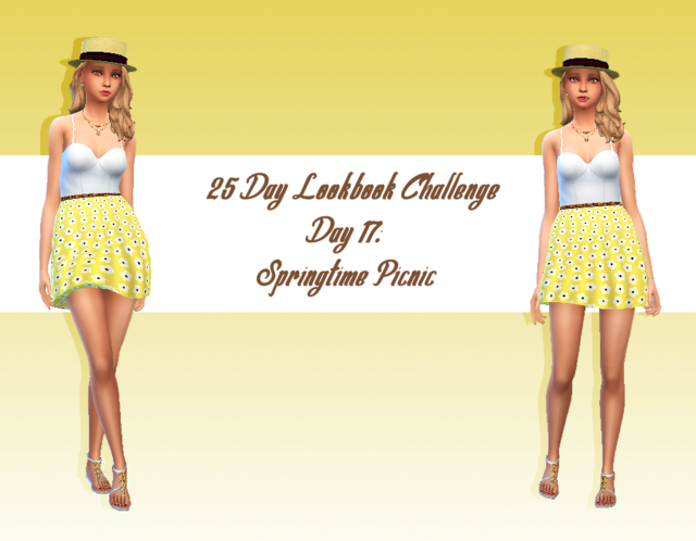 [Look] 25 Day Lookbook Challenge  Jour_110