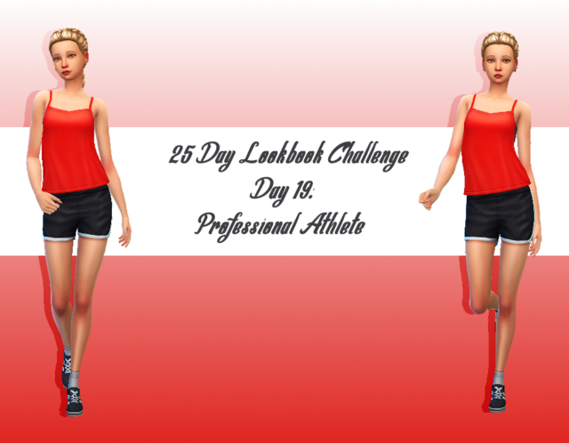 [Look] 25 Day Lookbook Challenge  Jour_112