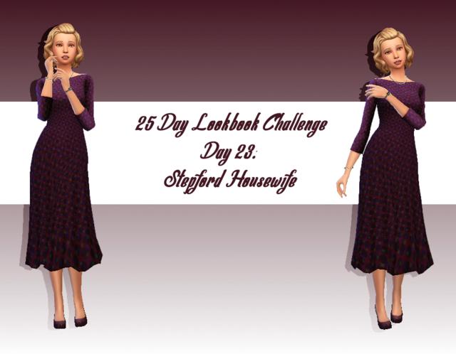 [Look] 25 Day Lookbook Challenge  Jour_213