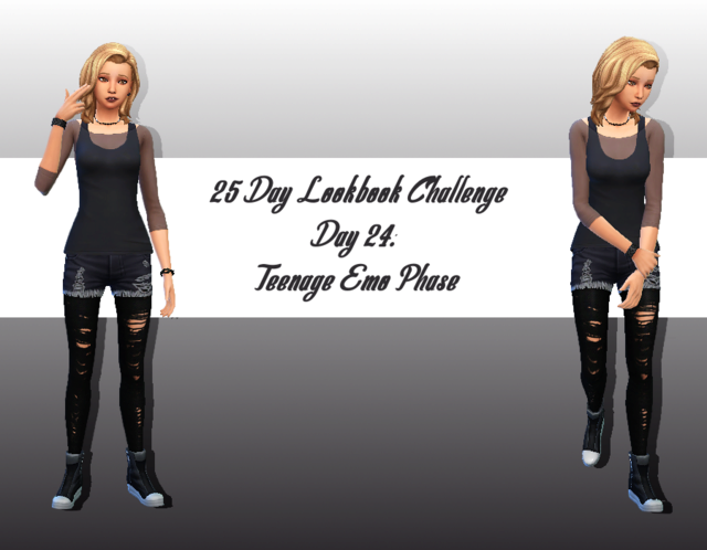 [Look] 25 Day Lookbook Challenge  Jour_214