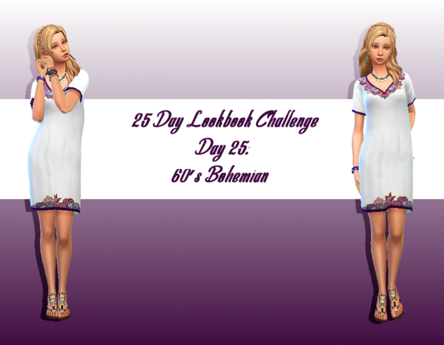 [Look] 25 Day Lookbook Challenge  Jour_215