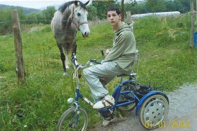 La chistera de los padres de hijos con movilidad reducida. 54510