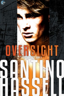 hassell - The Community - Tome 2 : Oversight de Santino Hassell The-co10