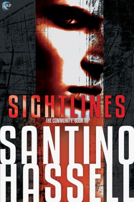 The Community - Tome 3 : Sightlines de Santino Hassell The-co12