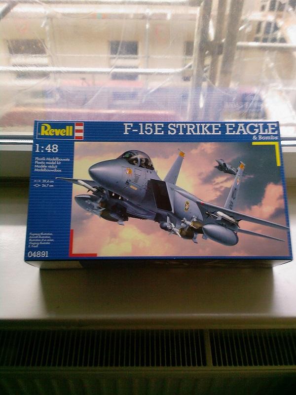 F-15E Strike Eagle / Revell, 1:48 01_10
