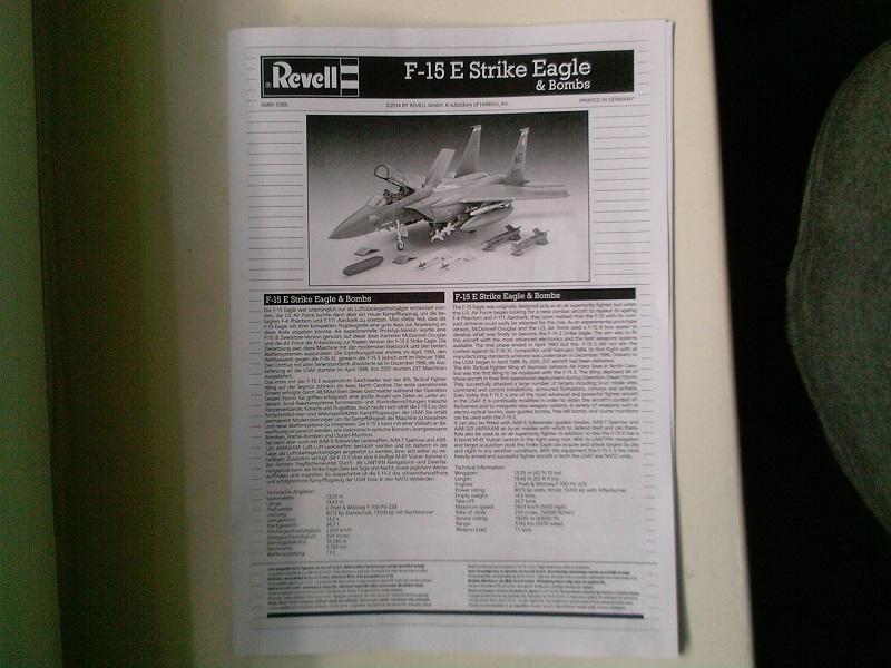 F-15E Strike Eagle / Revell, 1:48 02_10