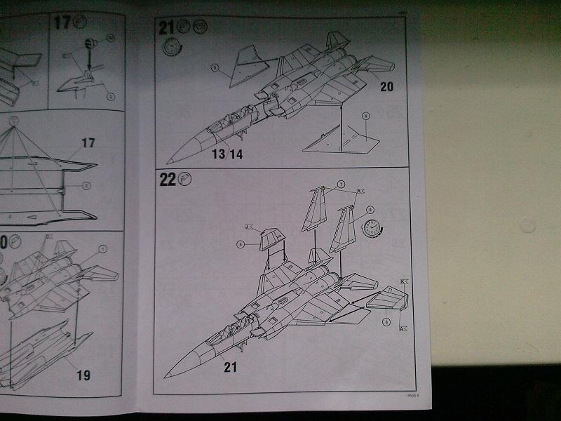 F-15E Strike Eagle / Revell, 1:48 04_10