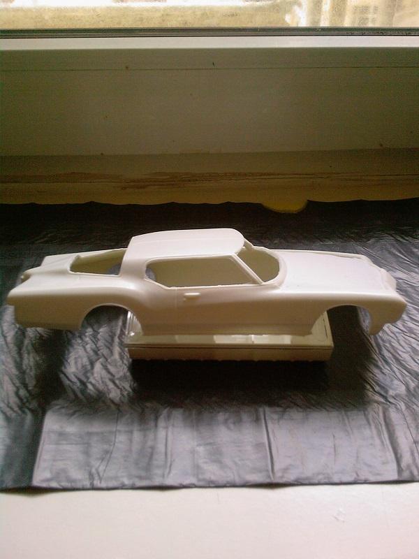 '71 Buick Riviera Boattail 1:25 Foto-015