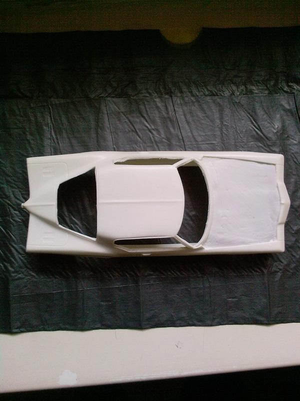 '71 Buick Riviera Boattail 1:25 Foto-018