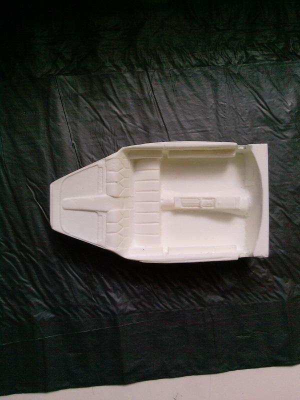 '71 Buick Riviera Boattail 1:25 Foto-021