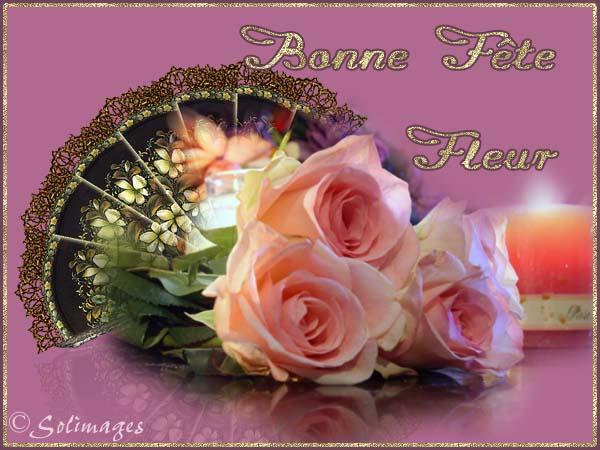 fête  à  souhaiter   - Page 37 Fleur10