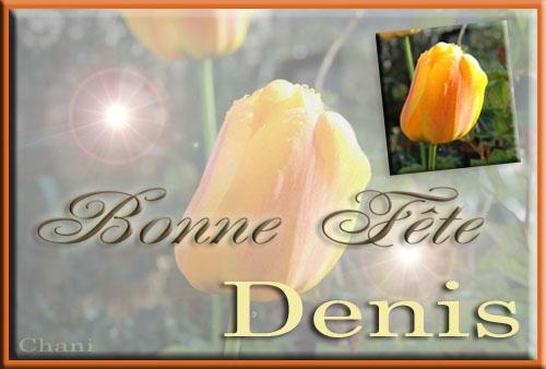 fête  à  souhaiter   - Page 37 Tulipe12