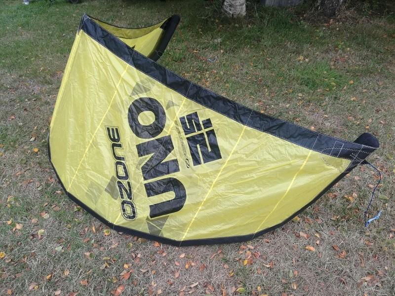 (Vendue) Aile Uno Ozone 2,5m² Img_2012