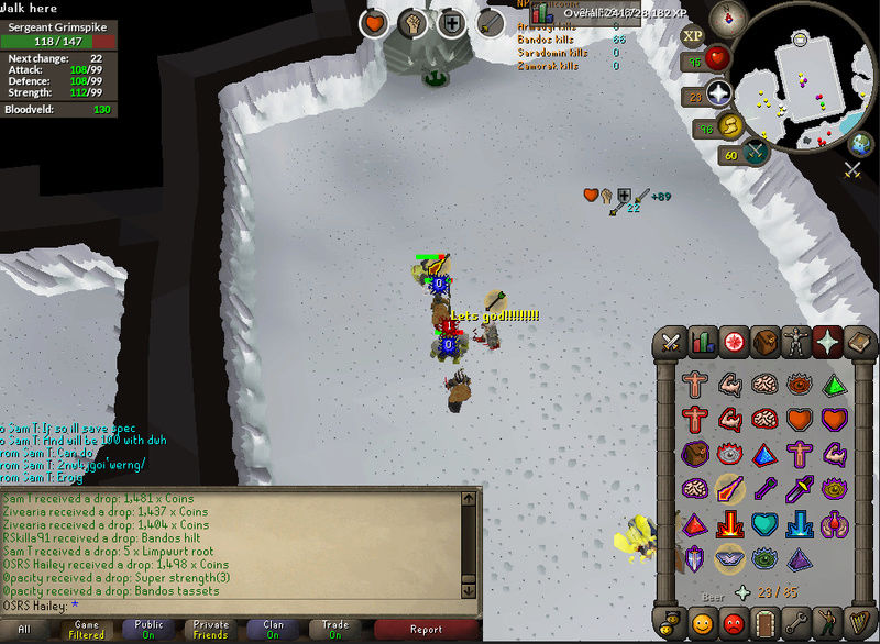 THE DRY BANDOS MASSING IS OVER Hilt10