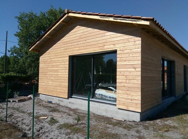 Atelier 50m² ossature bois - Page 4 P7082111