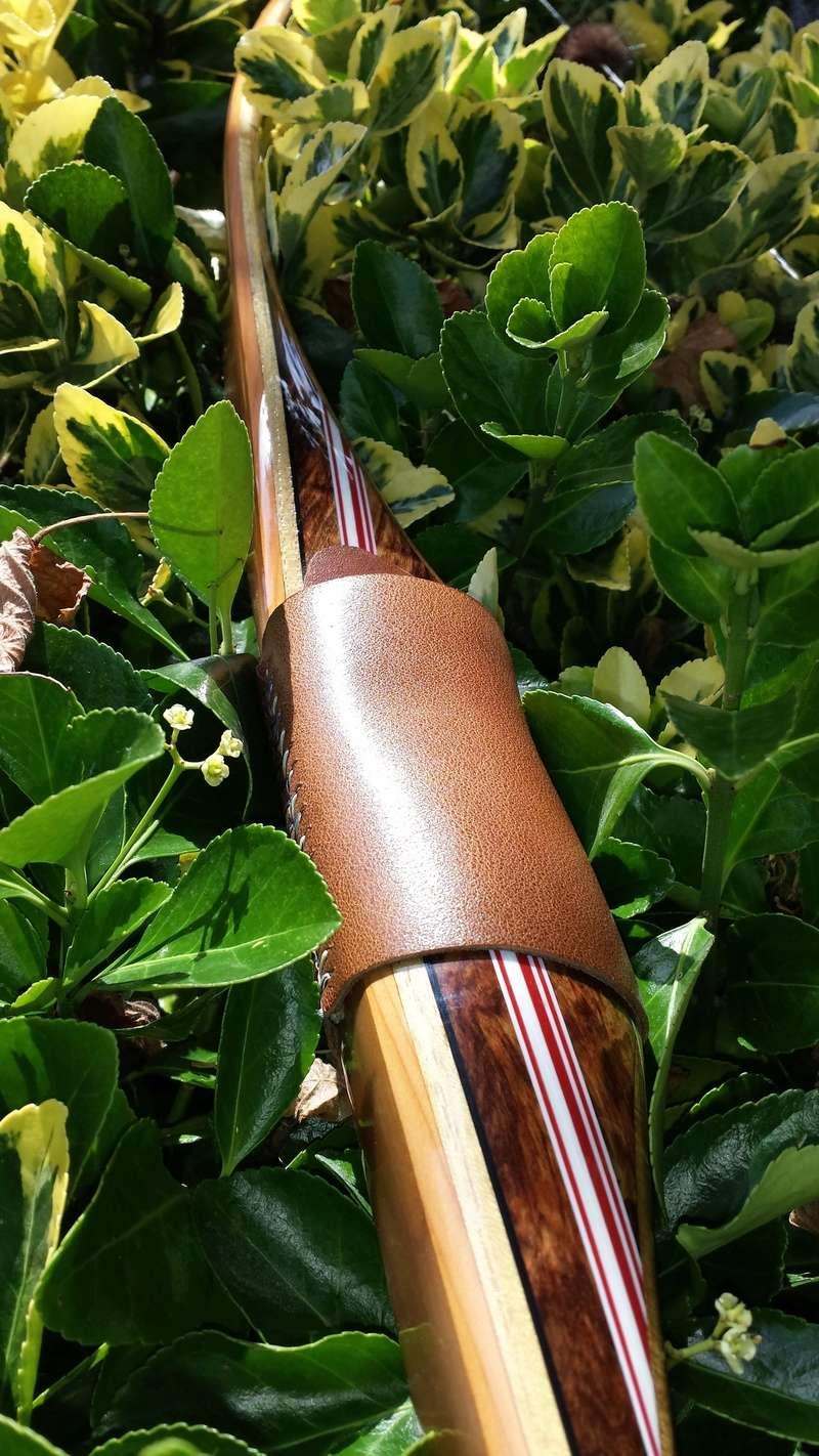 Un Semi Longbow pour la Bretagne 15110