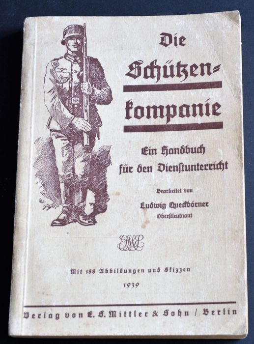 Livres militaires allemands WWII 10496610