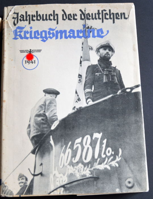 Livres militaires allemands WWII 6523fa10